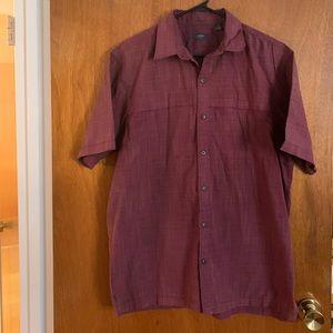 Arrow men's button down shirt